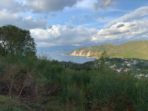 Landscape & sea view