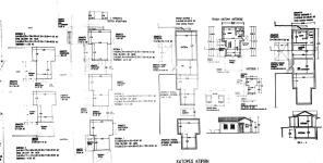 Survey of cottages