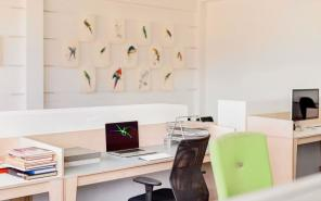 Photo of Unit 2.2 The Canal Space 1-5 , Vyner Street London, E2 9DG