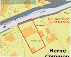 Herne House Ordnance Survey plan.pdf