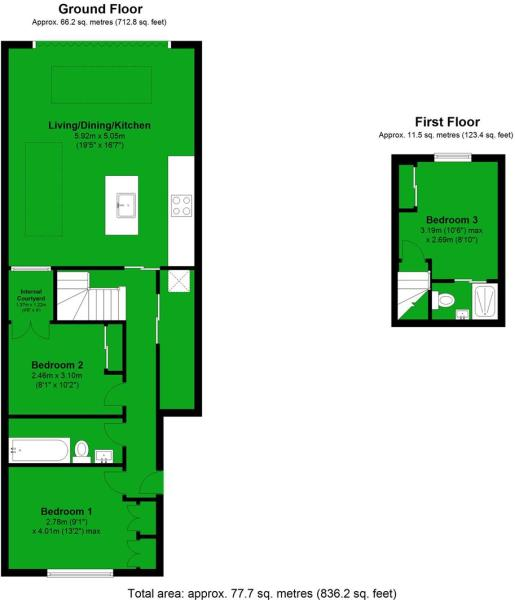 Flat 2 1 Clarendon Road Colliers Wood London.jpg