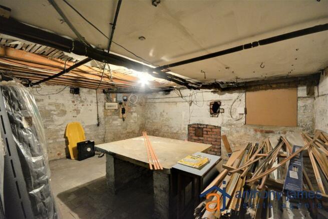 Basement Room