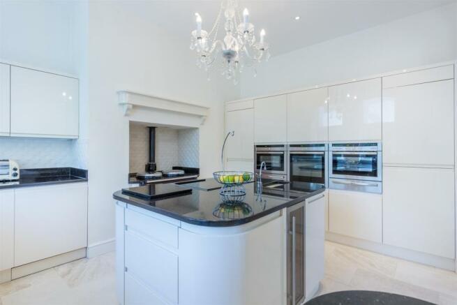 Open Plan Breakfast Room/Kitchen