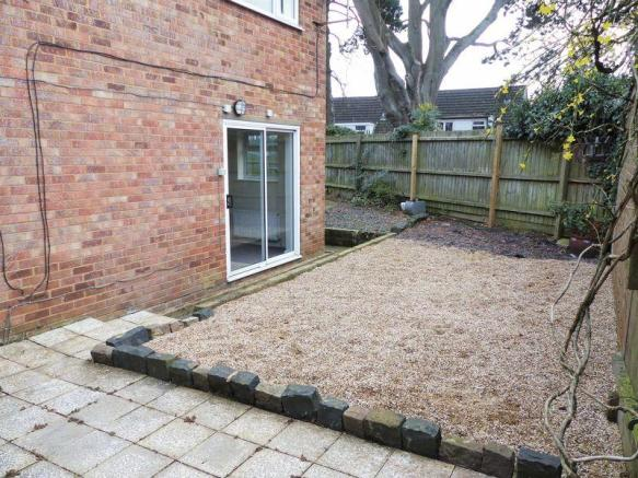 Gravelled area