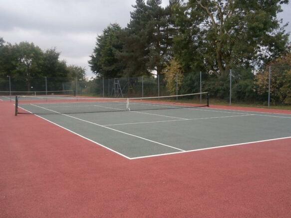 Village Tennis...