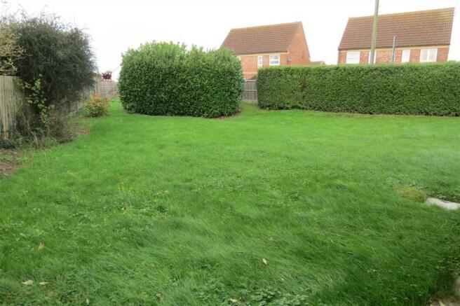 Side Garden: