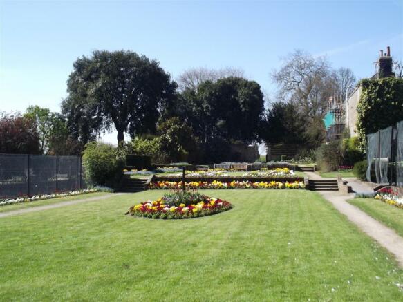 Kelsey Park Flowers