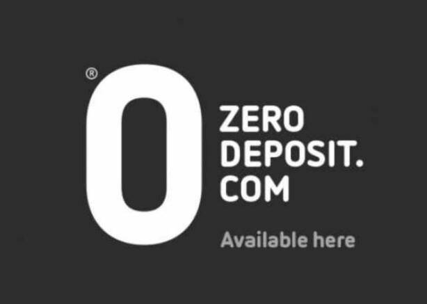 Zero Deposit Option