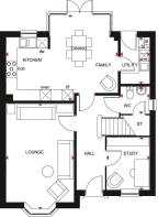 Holden Ground Floor Plan