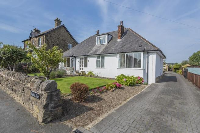 4 Bedroom Detached Bungalow For Sale In Heather View Otley Road Eldwick Bd16 3eq Bd16