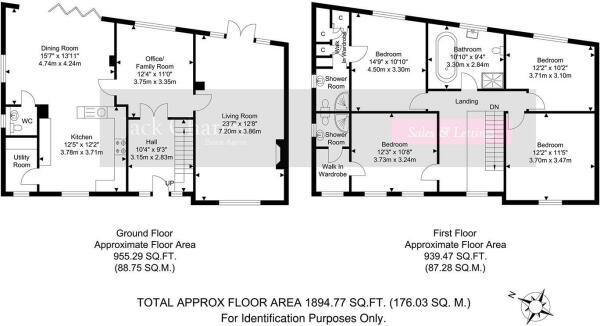 Hale St, TN12 5JB - Plans (Revision 1).jpg