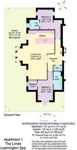 Apartment 1 Floor...