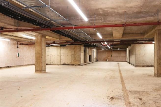 Underground Parki...