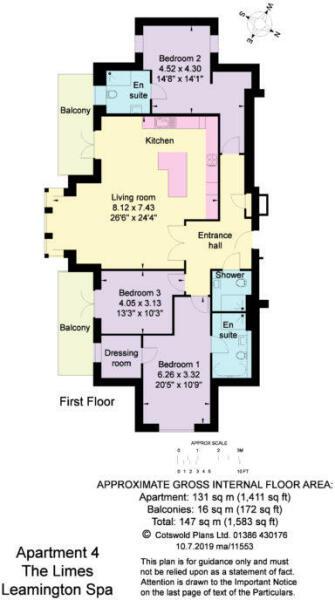 Apartment 4 Floor...