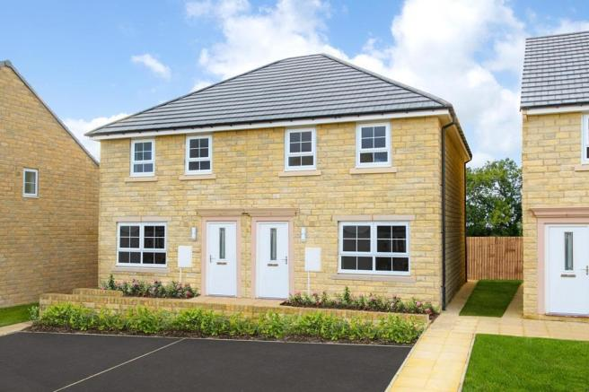 Outside View Maidstone 3 bed semi-detached home