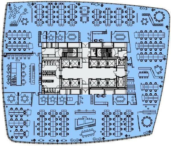 Floorplan (10th)