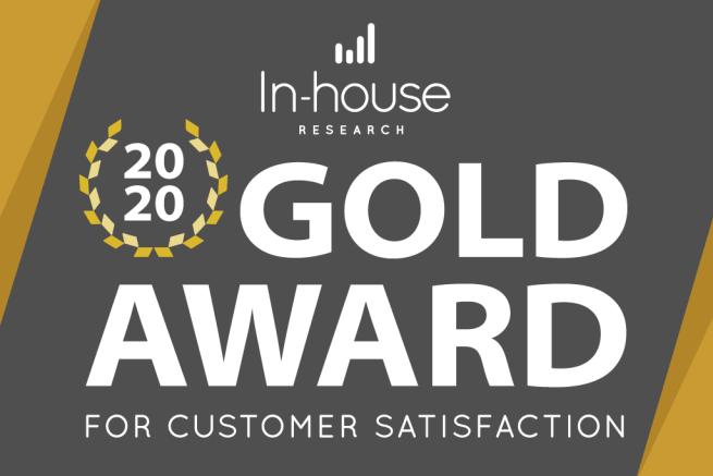 Gold Award 2020