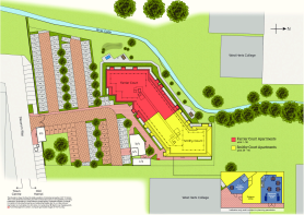 The Foundry Siteplan