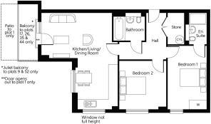 The Shelby Floorplan