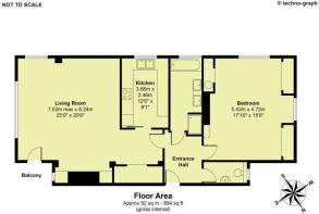 11 Tower House floorplan