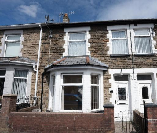 3 Bedroom Terraced House For Sale In John Street, Bargoed