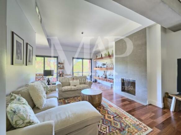 3-Bedroom duplex Sheraton Cascais Resort in Quinta da Marinha living room