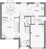 Dandara - Eskbank Gardens -  floorplan
