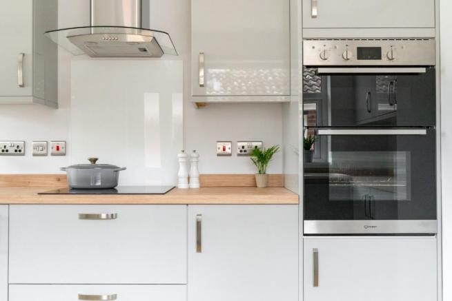 Integral appliances