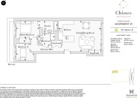 Apt 29 Floorplan