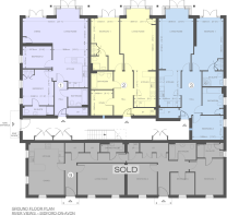 block floor plan