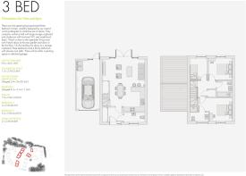 3 Bed Floorplan