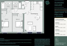 Floor Plan DH 10