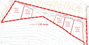 Fairview Plot Plan
