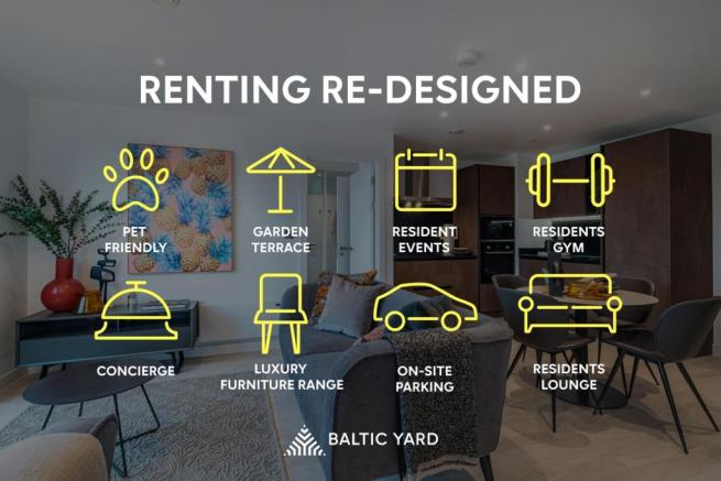 Resident Benefits