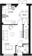 Maidstone Ground Floor Plan