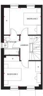 Norbury First Floor Plan