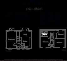 Helford Floor Plans