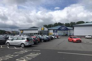 Photo of New Unit, Greyhound Retail Park, Chester, Cheshire, CH1