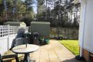 Patio Area & Shed