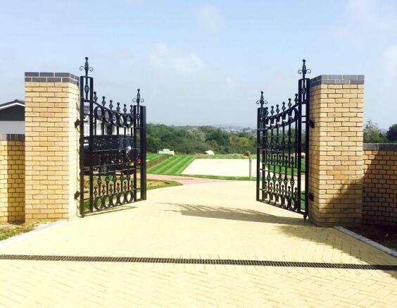 Gated Park