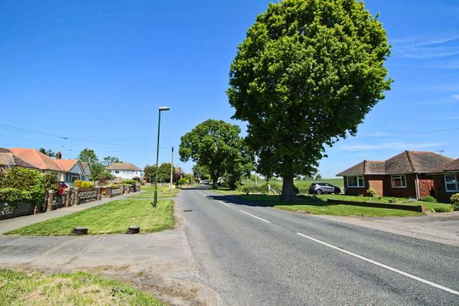 View of Ockley Lane