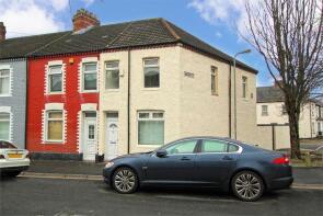 Photo of Singleton Road, Splott, Cardiff