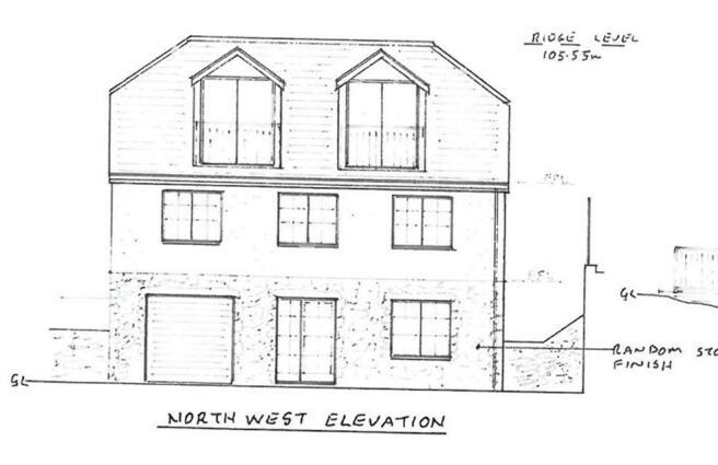 North West Elevation