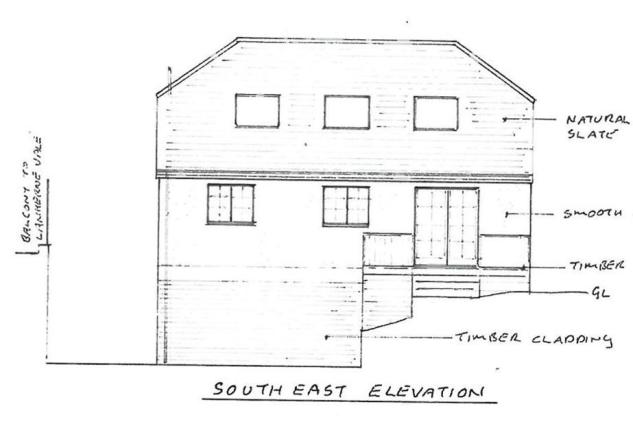South East Elevation