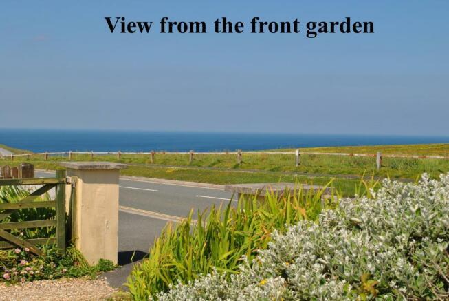 View - Front Garden