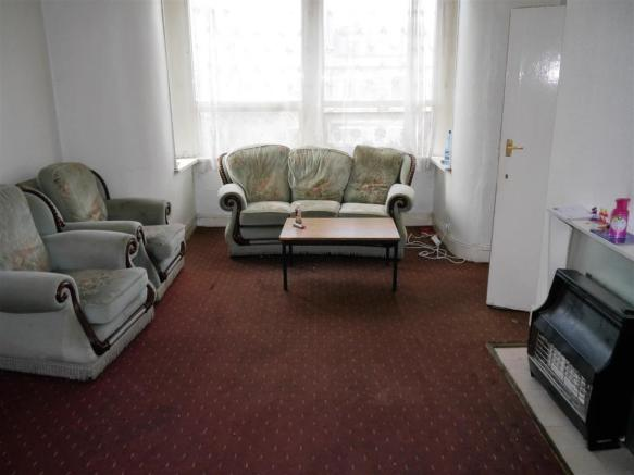Flat 2 Lounge