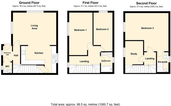Floorplan Plot 10