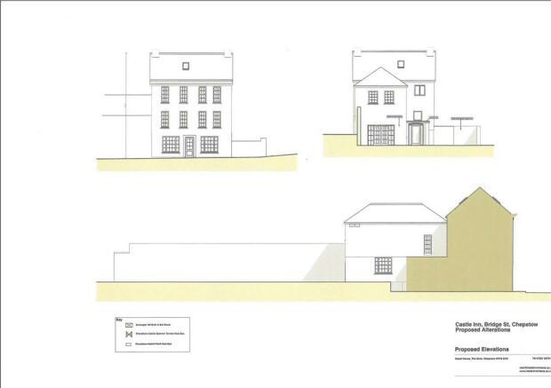 Grade II Three Storey Townhouse