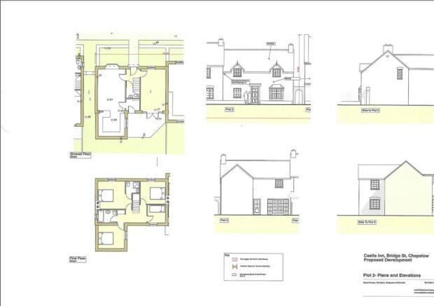 Plot 2 - 1291.67 sq. ft