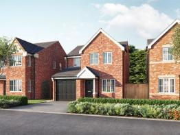Photo of Marquis Road Queensway, Old Dalby, Leicestershire, LE14